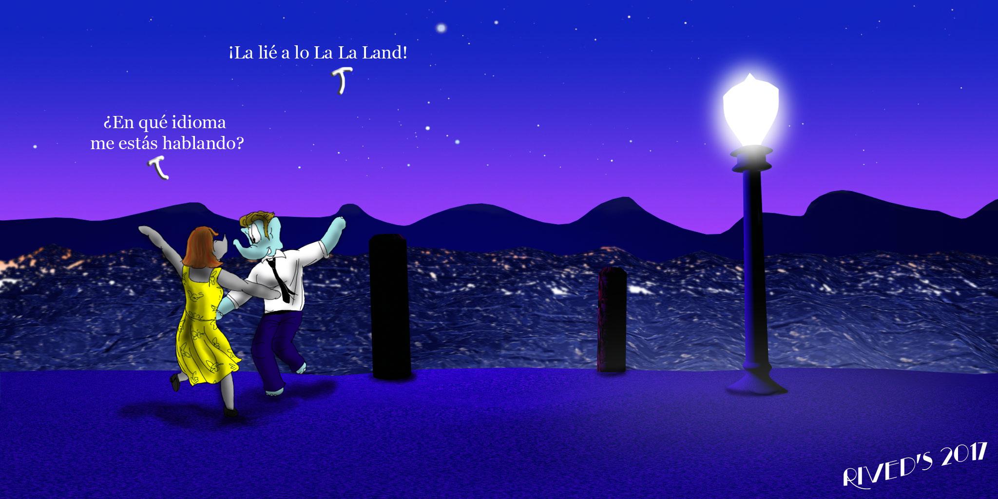 Especial San Valentín 2017: La La Land